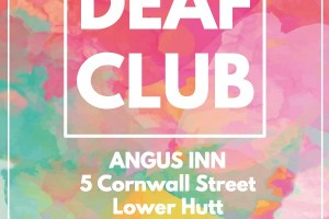 Deaf Club Friday April 2020